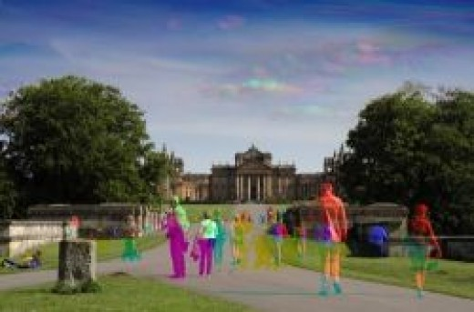 Blenheim Palace Tri-Colour
