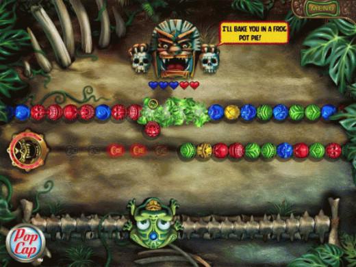 Screencap © PopCap Games
