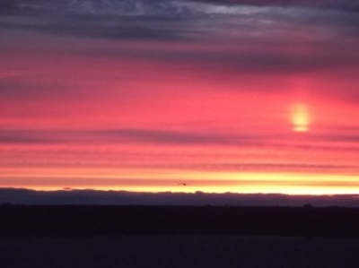 Another Arviat sunset