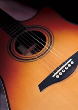 Acoustic guitar playing tips for beginners - Make Learning the Guitar Easier