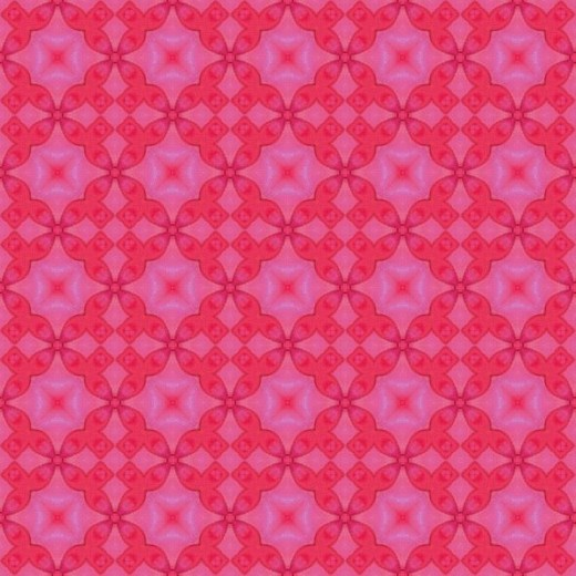 Another pretty pink on pink seamless tile, but this time has a bit more contrast.