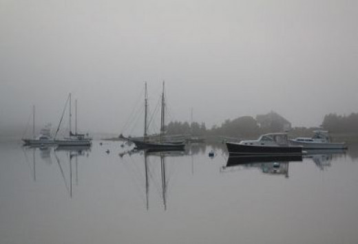 West Falmouth Harbor