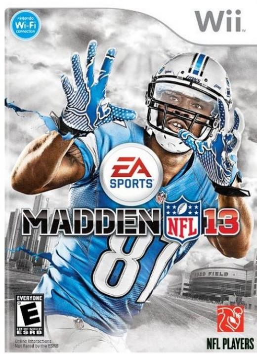 Madden NFL 2013 Wii