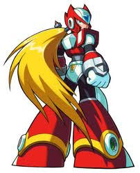 Zero: Star of many 2000s Mega Man games