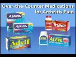 Drug types used for handling Arthritis pain