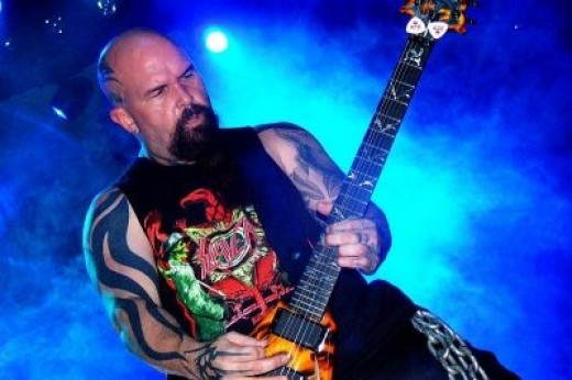 Kerry King Live Playing in 2006