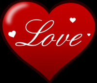 Love ~ embedded in the heart