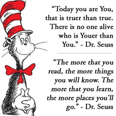 Dr. Seuss continues to inspire children and adults - an Image Shack Photo