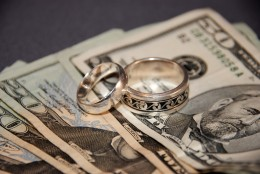 Remember: Marriage overrules money!