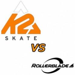 K2 vs Rollerblade