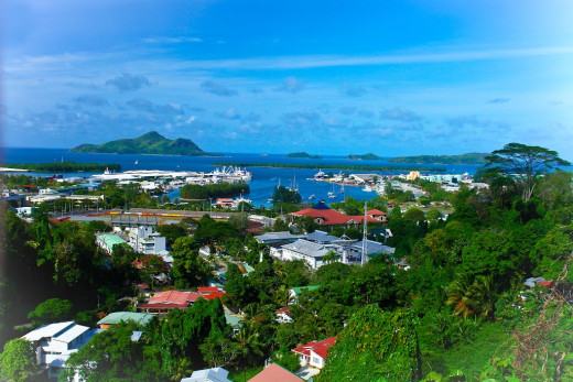 Victoria city is a capital of the Seychelles and is situated on the island of the Mahe. The city houses Seychelles International Airport.