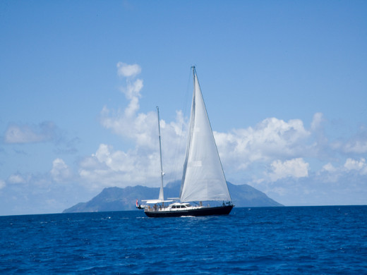 Sailing is a very popular thing to do among the locals as well as tourists. In Seychelles you can hire a sailing boat, if you know how to handle it.