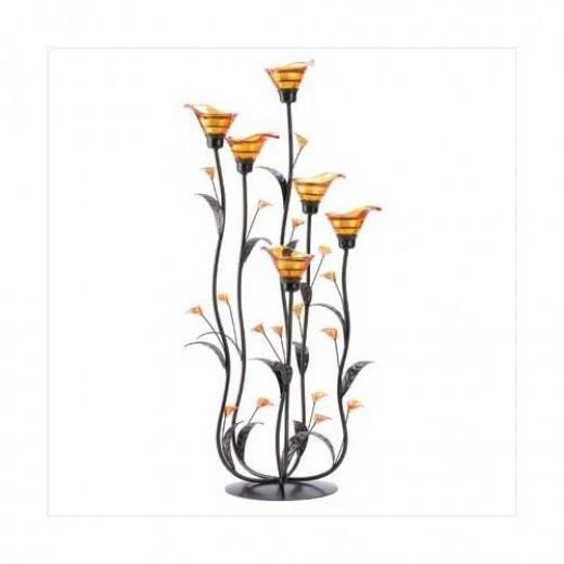 unusual votive candleholder