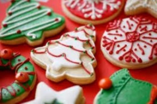 dessert shooter for christmas