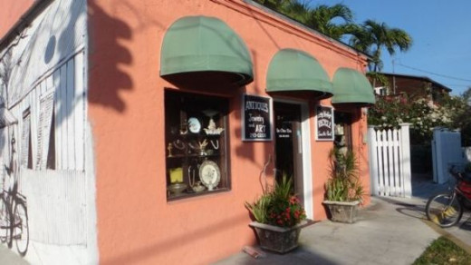 If you're a lover of all things old, this antique store is a great place to wander for an hour or so.