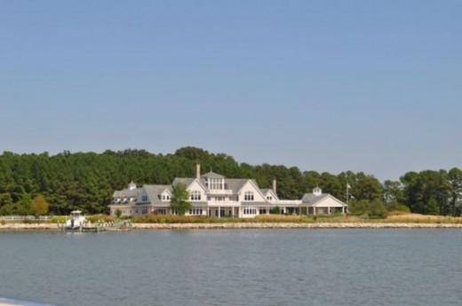 A beautiful home on the Maryland's Eastern Shore
