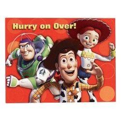 Toy Story 3 Birthday Invitations