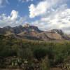 My hike through Catalina State Park in Tucson, Arizona