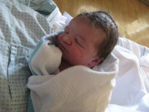 My third baby