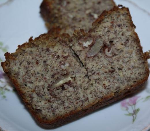 recipe for gluten free banana bread