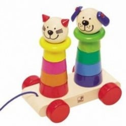 Ecofriendly Wood Toys From Selecta