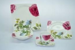 square dinnerware sets
