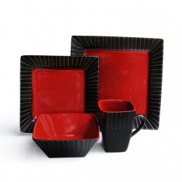 square dinnerware sets