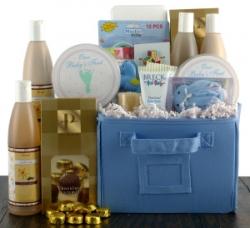 Mom and Baby Gift Basket