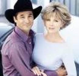 Clint Black and Lisa Hartman