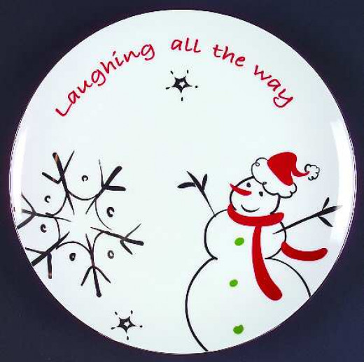 JC Penney snowman