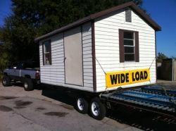 Step 2 - Load Shed on Truck