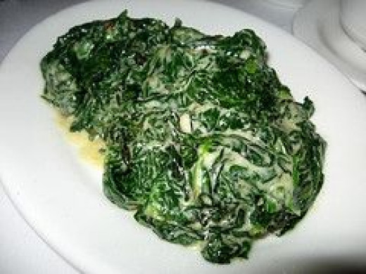 Creamed Spinach by Arnold Gatilao on Flickr