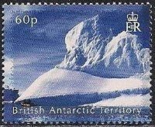 British Antarctic Territory stamps