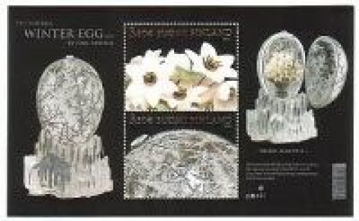 Finland stamps new issues