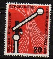 German stamps new issues