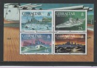 Gibraltar new stamps