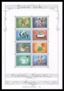 Liechtenstein stamps