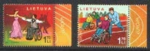 Lithuania stamps new issue