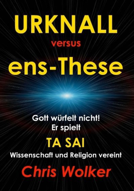© Elbwood-publisher - Cover »Big Bang versus ens- Thesis«