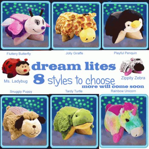 Dreamlite Pillow Pets