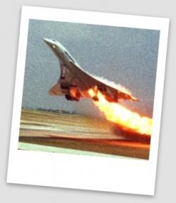 Concorde Flight AF4590
