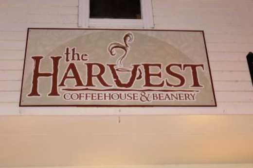 The Harvest Coffee House