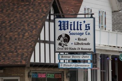 Willi's Sausage: More Variety Than You Can Shake A Stick At!