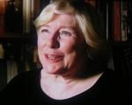 Fay Weldon, photo borrowed from Freebase