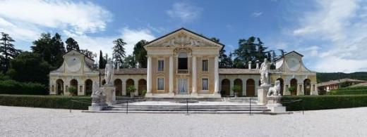 Villa Barbaro, from Wikipedia