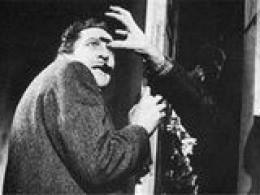 Vincent Price's film, Last Man on Earth
