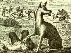 werewolf by gevaudan