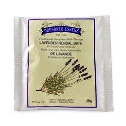 Desdner herbal bath, from Smallflower.com