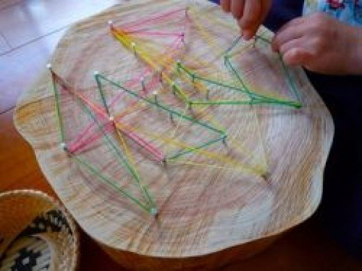 Rubber Band Art