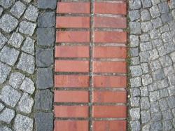 Paving stones and bricks
